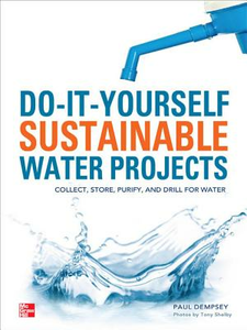 Ebook in inglese Do-It-Yourself Sustainable Water Projects Dempsey, Paul