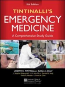 Emergency medicine - Judith E. Tintinalli - copertina