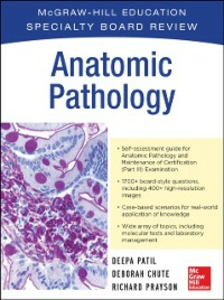 Ebook in inglese McGraw-Hill Specialty Board Review Anatomic Pathology Chute, Deborah , Patil, Deepa , Prayson, Richard