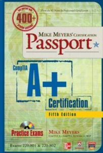 Ebook in inglese Mike Meyers' CompTIA A+ Certification Passport, Fifth Edition (Exams 220-801 & 220-802) Meyers, Mike