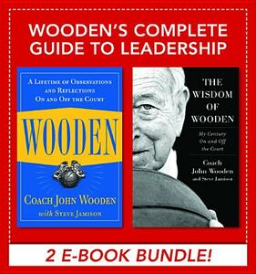 Foto Cover di Wooden's Complete Guide to Leadership (EBOOK BUNDLE), Ebook inglese di John Wooden, edito da McGraw-Hill Education