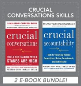 Ebook in inglese Crucial Conversations Skills Grenny, Joseph , McMillan, Ron , Patterson, Kerry , Switzler, Al