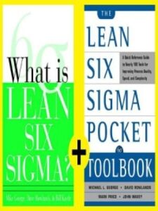 Ebook in inglese Lean Six Sigma - An Introduction and Toolkit (EBOOK BUNDLE) George, Michael