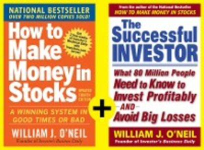 Ebook in inglese How to Make Money in Stocks and Become a Successful Investor (TABLET--EBOOK) O'Neil, William