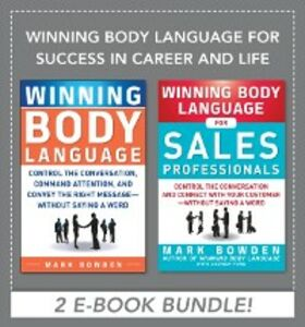 Ebook in inglese Winning Body Language for Success in Career and Life EBOOK BUNDLE Bowden, Mark