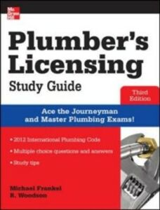 Ebook in inglese Plumber's Licensing Study Guide, Third Edition Frankel, Michael , Woodson, R.