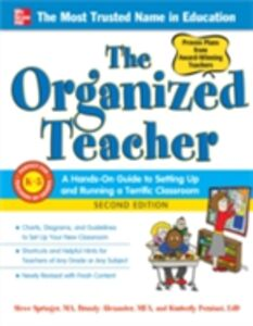 Foto Cover di Organized Teacher, Second Edition, Ebook inglese di AA.VV edito da McGraw-Hill Education