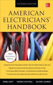 Foto Cover di American Electricians' Handbook, Sixteenth Edition, Ebook inglese di AA.VV edito da McGraw-Hill Education