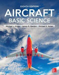 Foto Cover di Aircraft Basic Science, Eighth Edition, Ebook inglese di AA.VV edito da McGraw-Hill Education