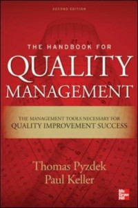 Ebook in inglese Handbook for Quality Management, Second Edition Keller, Paul , Pyzdek, Thomas