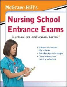 Ebook in inglese McGraw-Hill's Nursing School Entrance Exams Education, McGraw-Hill