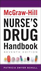 Foto Cover di McGraw-Hill Nurses Drug Handbook, Seventh Edition, Ebook inglese di Patricia Schull, edito da McGraw-Hill Education