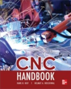Ebook in inglese CNC Handbook Kief, Hans , Roschiwal, Helmut