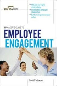 Ebook in inglese Manager's Guide to Employee Engagement Carbonara, Scott