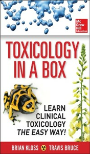 Ebook in inglese Toxicology in a Box Bruce, Travis , Kloss, Brian