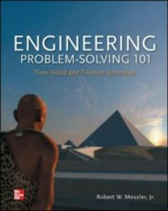 Ebook in inglese Engineering Problem-Solving 101: Time-Tested and Timeless Techniques Messler, Robert