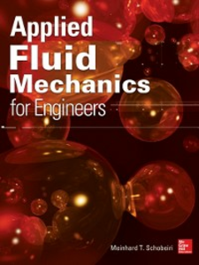 Ebook in inglese Applied Fluid Mechanics for Engineers Schobeiri, Meinhard