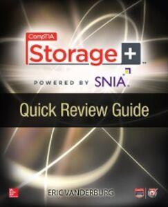 Ebook in inglese CompTIA Storage+ Quick Review Guide Vanderburg, Eric