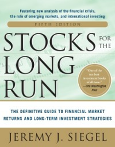 Ebook in inglese Stocks for the Long Run 5/E: The Definitive Guide to Financial Market Returns & Long-Term Investment Strategies Siegel, Jeremy J.