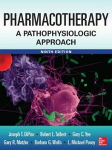 Foto Cover di Pharmacotherapy A Pathophysiologic Approach 9/E, Ebook inglese di AA.VV edito da McGraw-Hill Education