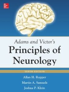 Ebook in inglese Adams and Victor's Principles of Neurology 10th Edition Klein, Joshua , Ropper, Allan , Samuels, Martin