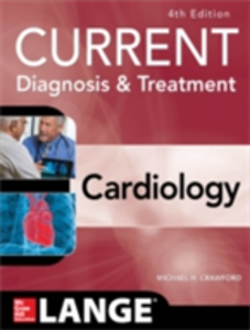 Ebook in inglese Current Diagnosis and Treatment Cardiology, Fourth Edition Crawford, Michael H.