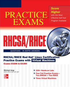 Ebook in inglese RHCSA/RHCE Red Hat Linux Certification Practice Exams with Virtual Machines (Exams EX200 & EX300) Jang, Michael