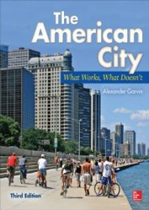 Ebook in inglese American City: What Works, What Doesn't Garvin, Alexander