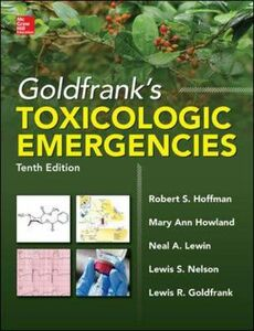 Libro Goldfrank's toxicologic emergencies