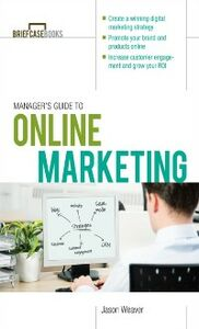 Foto Cover di Manager's Guide to Online Marketing, Ebook inglese di Jason Weaver, edito da McGraw-Hill Education