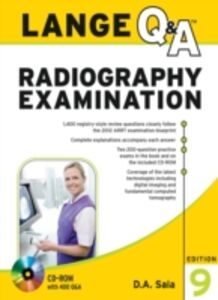 Foto Cover di Lange Q&A Radiography Examination, Ninth Edition, Ebook inglese di D. A. Saia, edito da McGraw-Hill Education