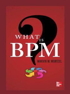 Foto Cover di What Is BPM?, Ebook inglese di Marvin Wurtzel, edito da McGraw-Hill Education