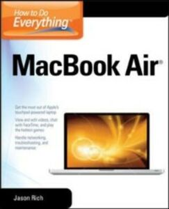 Ebook in inglese How to Do Everything MacBook Air Rich, Jason