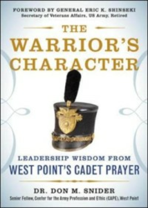 Ebook in inglese Warrior s Character: Leadership Wisdom From West Point s Cadet Prayer Snider, Don