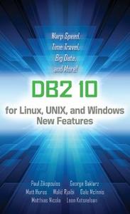 Ebook in inglese IBM DB2 Version 10 Zikopoulos, Paul