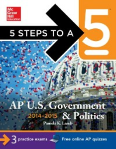 Ebook in inglese 5 Steps to a 5 AP US Government and Politics, 2014-2015 Edition Lamb, Pamela K.