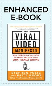 Foto Cover di Viral Video Manifesto: Why Everything You Know is Wrong and How to Do What Really Works, Ebook inglese di Fritz Grobe,Stephen Voltz, edito da McGraw-Hill Education