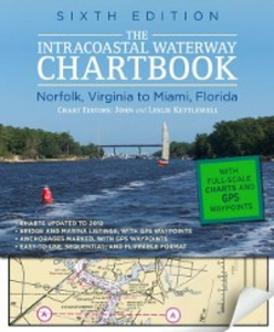 Ebook in inglese Intracoastal Waterway Chartbook Norfolk to Miami, 6th Edition Kettlewell, John , Kettlewell, Leslie