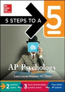 Ebook in inglese 5 Steps to a 5 AP Psychology, 2014-2015 Edition Maitland, Laura Lincoln