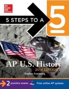 Ebook in inglese 5 Steps to a 5 AP U.S. History, 2014 Edition Armstrong, Stephen