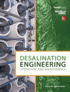Ebook in inglese Desalination Engineering: Operation and Maintenance Voutchkov, Nikolay