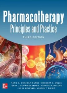Ebook in inglese Pharmacotherapy Principles and Practice, Third Edition Chisholm-Burns, Marie , DiPiro, Joseph T. , Malone, Patrick , Schwinghammer, Terry