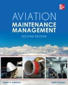 Ebook in inglese Aviation Maintenance Management, Second Edition Kinnison, Harry , Siddiqui, Tariq