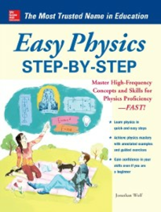 Ebook in inglese Easy Physics Step-by-Step Wolf, Jonathan