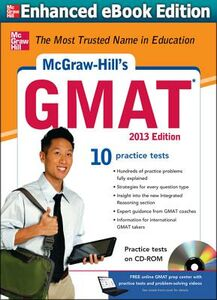 Ebook in inglese McGraw-Hill's GMAT 2013 Edition Hasik, James , Rudnick, Stacey