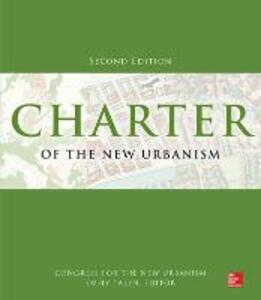 Charter of the New Urbanism - Congress for the New Urbanism,Emily Talen - cover