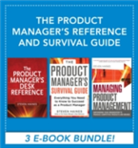 Ebook in inglese Product Manager's Reference and Survival Guide Haines, Steven