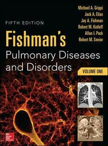 Libro Fishman's pulmonary diseases and disorders