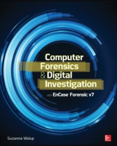 Ebook in inglese Computer Forensics and Digital Investigation with EnCase Forensic v7 Widup, Suzanne