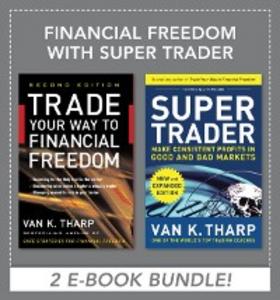 Ebook in inglese Financial Freedom with Super Trader EBOOK BUNDLE Tharp, Van
